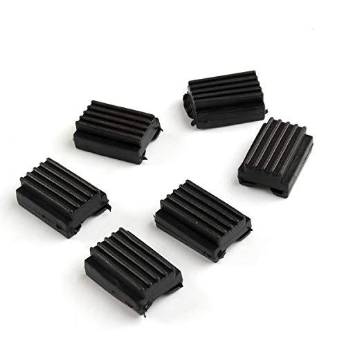Battery Damping Rubber Pads (RUBGR017017032) für Lexmoto Cypher ZS1500D-2
