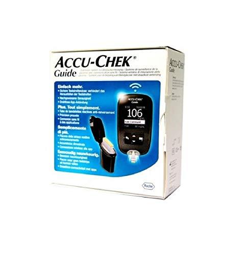 Roche Diabetes Care Accu-Chek Guide - Misuratore di glicemia