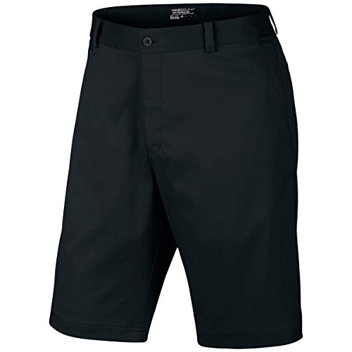 Nike Golf Men's Flat Front Short - 34 - Black