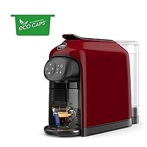 Lavazza 18000281 A Modo Mio Idola Espresso Coffee Machine, Red