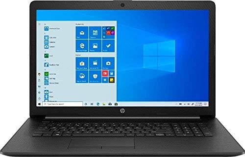 2020 Newest HP 17 17.3' HD+ Laptop, 10th Gen Intel Quad-Core i5 1035G1 Up to 3.4GHz (Beats i7-7500u), 32GB DDR4 RAM, 256GB SSD+2TB HDD, WiFi, Bluetooth, HDMI, DVD-RW, Windows 10 S + ALLYFLEX Mousepad