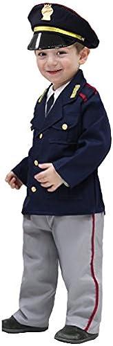 contador genuino Disfraz de carnaval carnaval carnaval Policía 80-82 cm  auténtico