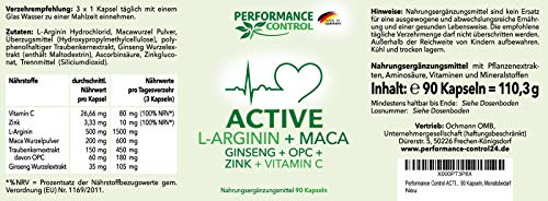 Performance Control ACTIVE Potenzmittel - 3