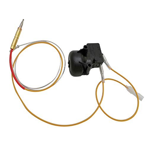 MENSI Propane Tank Top Heater Replacement Parts Safety Faston Type Thermocouple Safety Assembly Kit with FD4 Dump Switch