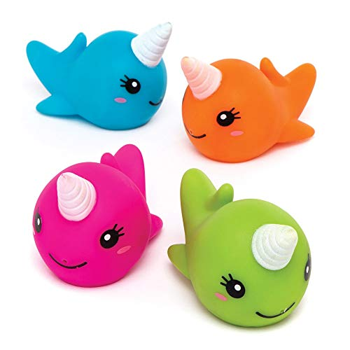 Unicorn Whale Water Squirters (P...