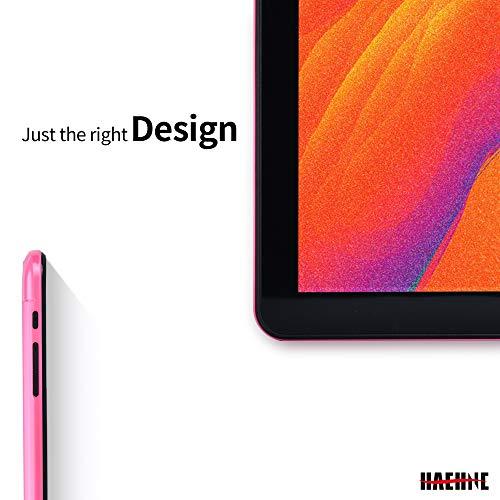 Haehne 9 Zoll Tablet PC, Google Android 6.0, Quad Core 1.3 GHz, 1GB RAM 16GB ROM, Zwei Kameras, Bluetooth, WiFi, Rosa