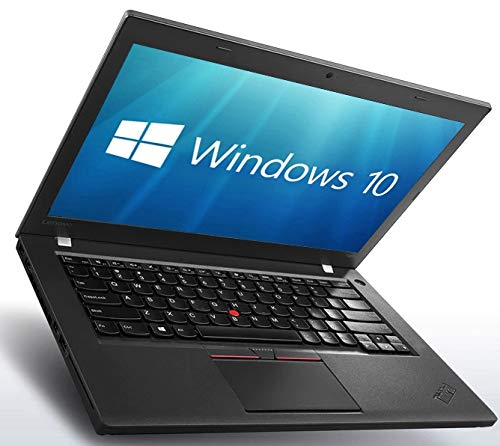 Lenovo 14' ThinkPad T460 Ultrabook - HD (1366x768) Core i5-6300U 8GB 256GB SSD HDMI WebCam WiFi Bluetooth USB 3.0 Windows 10 Professional 64-bit PC Laptop (Renewed)