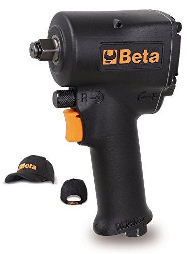 Visseuse réversible à air Beta Tools 1927XM compact et puissant avec mécanisme impulsion de chapeau offert