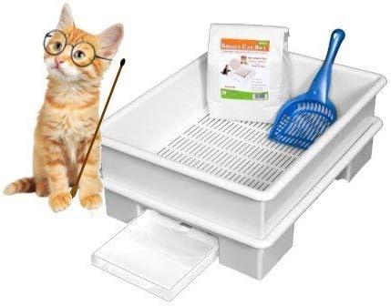 Smart Cat Brand Cheap Sale Venue Box Starter Kit Preferred Max 85% OFF - Reduc for Litter