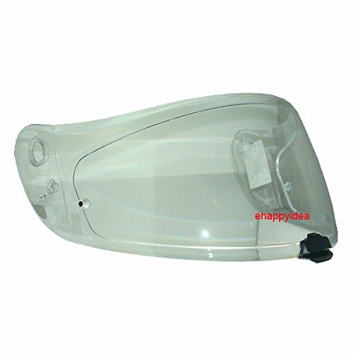 HJC Helmet Shield / Visor HJ-20M(Dark Smoke, Clear) For FG-17, IS-17, RPHA ST helmets, Bike Racing Motorcycle Helmet Accessories - Made in Korea (Clear)
