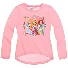 Princess Chicas Camiseta mangas largas - Rosa - 92