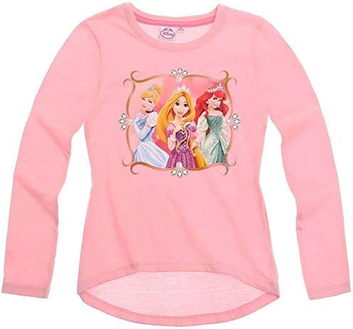 Princess Chicas Camiseta mangas largas - Rosa - 92