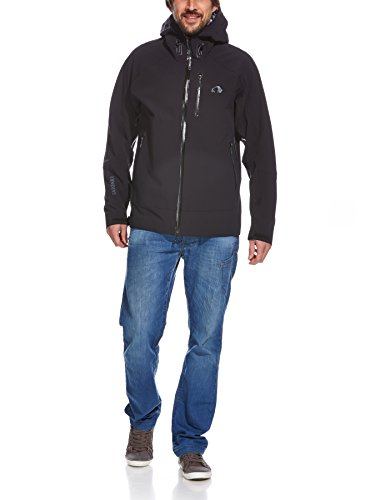 Tatonka Herren Twain M's Jacket Jacke, Black, XXL