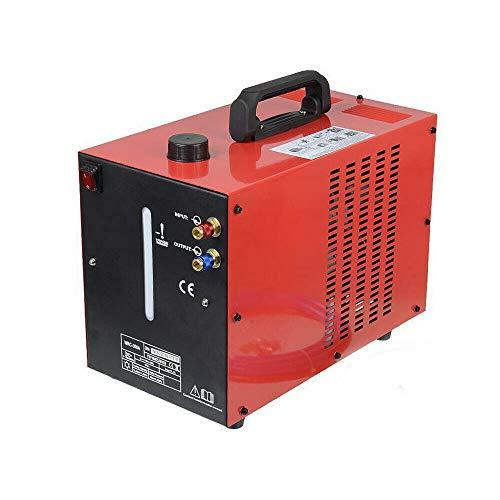 Wasserkühler Schweissgerät HaroldDol Wig-Schweißbrenner Wasserkühlung Kühler Schweißsystem Maschine 10L 370W 220V
