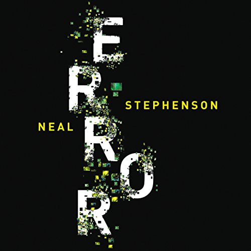 Error audiobook cover art