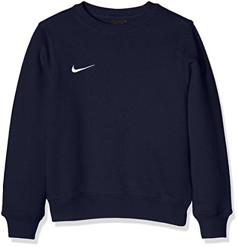 Nike Yth Team Club Crew - Sudadera para niño, Azul (Obsidian/Football White), XS (122 - 128 cm/6-8 años)