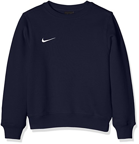 Nike Kid's Team Club Sweatshirt - Dark Blue, S (128 - 137 cm)