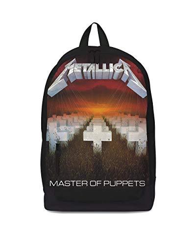 Metallica Master Of Puppets (Classic Rucksack) Rocksax [Vinyl LP]