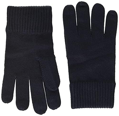 Tommy Hilfiger Herren Pima Cotton Gloves Winter-Zubehör-Set, Anthrazit, OS