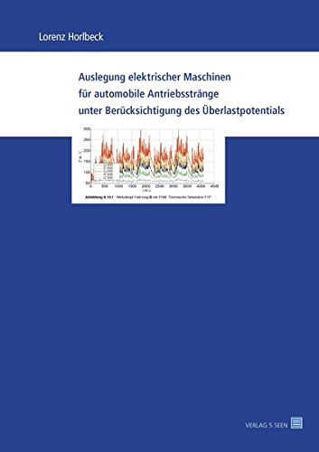 Auslegung elektrischer Maschinen für automobile Antriebsstränge unter Berücksichtigung des Überlastpotentials: Dissertation