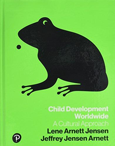 Compare Textbook Prices for Child Development Worldwide: A Cultural Approach 1 Edition ISBN 9780134014005 by Jensen, Lene,Jensen Arnett, Jeffery