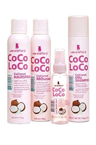 Lee Stafford CoCo LoCo Dry Shampoo 200ml