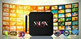 OnaExpress Arabic TV Box IPTV 4K HD (1 Year of Service) أفضل القنوات العربيه و العالميه...