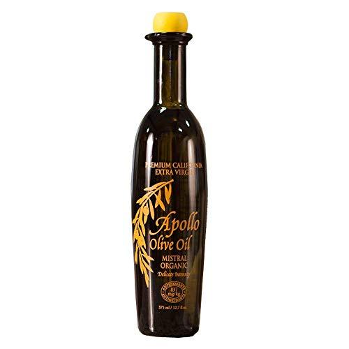 Apollo Olive Oil, Oil Olive Extra Virgin Mistral Organic, 12.7 Fl Oz