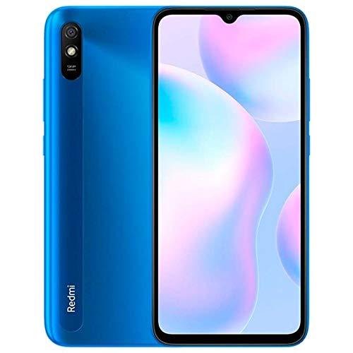 Xiaomi Smartphone MÓVIL REDMI 9AT Blue - 6.53'/16.59CM - MTK Helio G25-2GB RAM - 32GB - CAM 13/5MP - 4G - Dual SIM - Android -