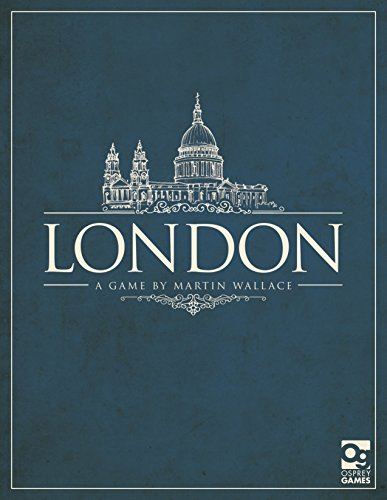 London (Osprey Games): Second Edition