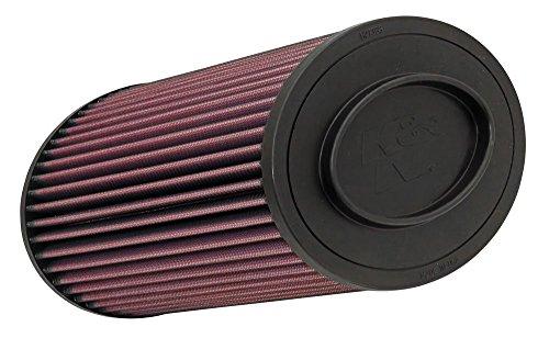K&N E-9281 Waschbarer und wiederverwendbarer KFZ Luftfilter/Direkt-Kits