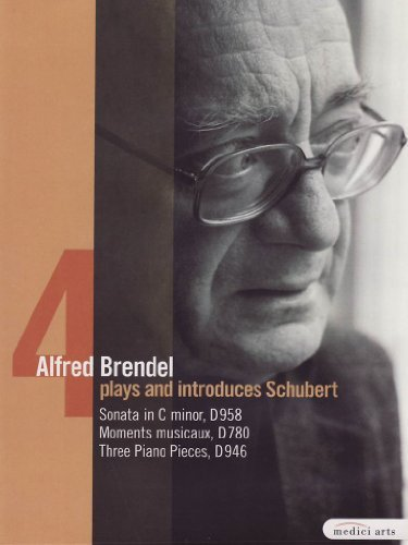 Alfred Brendel: Plays and Introduces Schubert, Vol. 4: Sonata D958/Moments Musicaux/3 Piano Pieces by Schubert