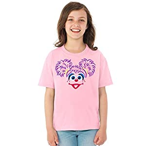Sesame Street Abby Cadabby Youth T-Shirt