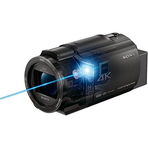 SONY(ソニー)『デジタル4Kビデオカメラレコーダー(FDR-AX45)』