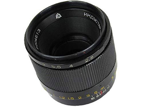 ※オールドレンズ※INDUSTAR-61L/Z-MC 50mm/f2.8 マクロ M42マウント オーバーホール済み