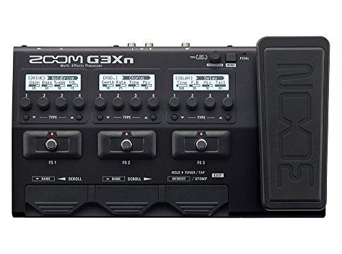 Zoom G3Xn/Uk Multi Fx Guitar Pedal