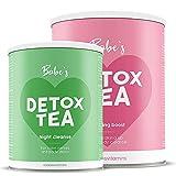 Babe's Detox Tea - Night Cleanse | Mezcla de hierbas naturales y orgánicas para la desintoxicación del cuerpo | Apto para veganos y vegetarianos