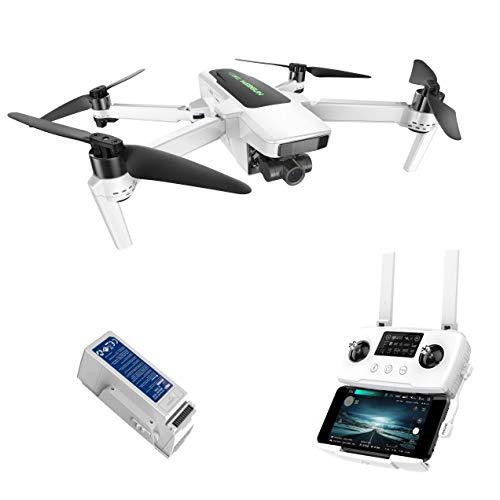 Hubsan Zino 2 Plus GPS FPV Faltbare Drohne 4K 60FPS Kamera 3-Achsen Abnehmbarer Kardanring 9KM 35 Minuten WiFi APP Control Standard Version