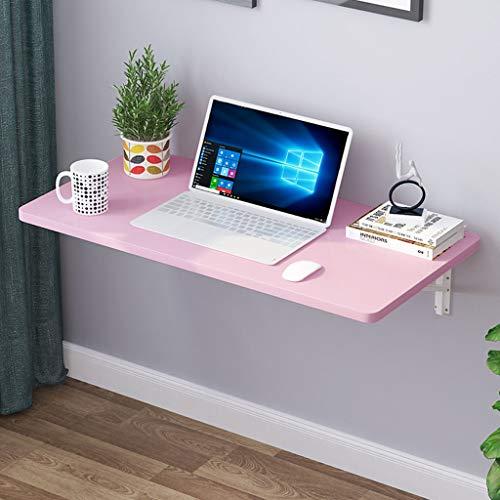 Wandklapptisch Metall Stahlrahmen Tragfähigkeit 40kg Küchentisch Dicke Platte Home Desk Wasserdicht Feuchtigkeitsbeständiger...