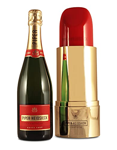 "Champagner Piper Heidsieck\""Lipstick Edition\"", brut, 12{cea0917c5e23605745bf1f9d643a83967b0949bbfa8695c8a545e976c0647734} vol, 750 ml"