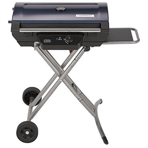 Campingaz 2000015496 Series Compact Barbecue à Gaz Acier Gris/Noir 35,3 x 57,8...