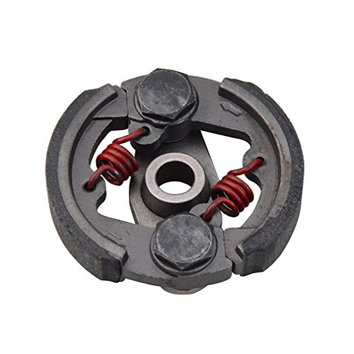 GOOFIT Embrayage Plaque Centrifuge Remplacement pour 2 stroke 44-6.40-6 43cc 47cc 49cc Mini Quad Pocket Bike Dirt Bike