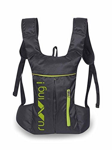 NIVIA 'Running' Bag Black