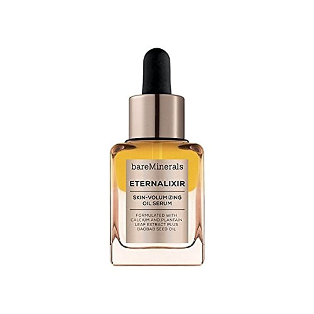 クルーズ農奴長さベアミネラル皮膚オイルセラム30 x4 - Bare Minerals Externalixir Skin Volumising Oil Serum 30Ml (Pack of 4) [並行輸入品]