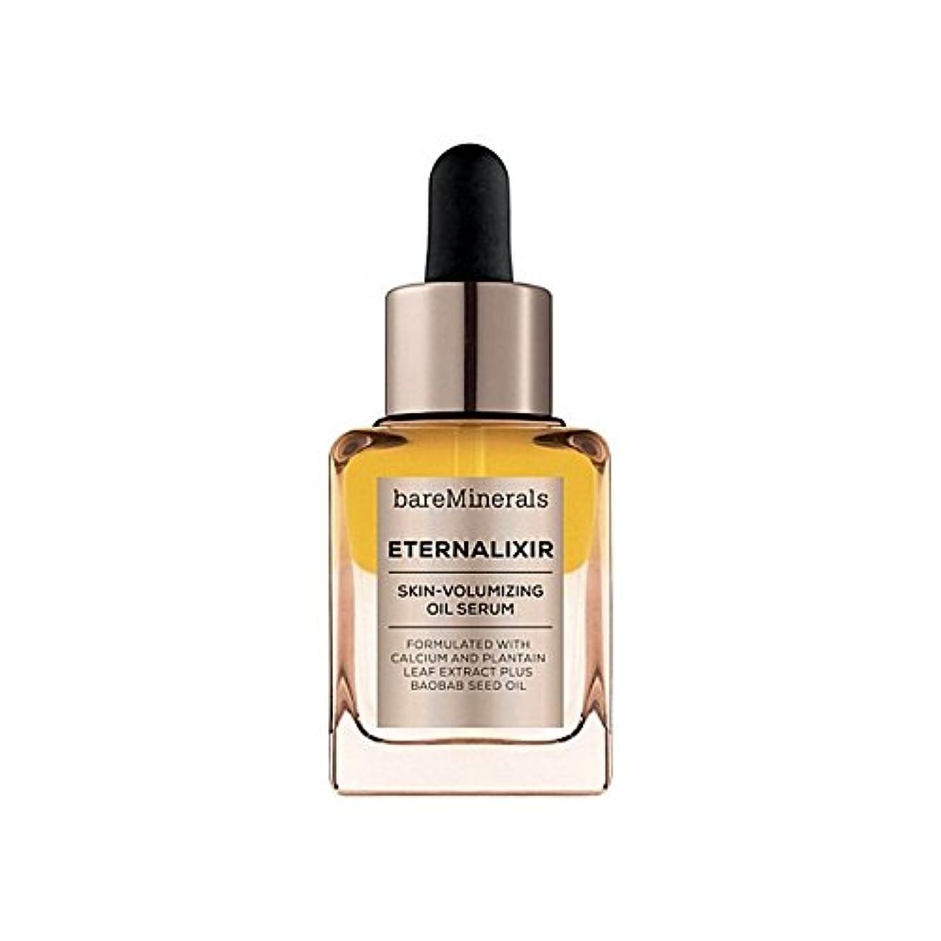 頑丈本土頑固なベアミネラル皮膚オイルセラム30 x4 - Bare Minerals Externalixir Skin Volumising Oil Serum 30Ml (Pack of 4) [並行輸入品]