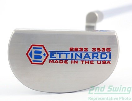 Bettinardi 2014 BB32 Counterbalance Putter Right Handed 38in