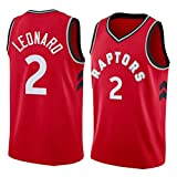 Rencai Kawhi Leonard # 2 di Pallacanestro Maschile Jersey, Los Angeles Clippers Nuovo Tessuto Swingman Maglie Senza Maniche (Color : 7, Size : XXL)