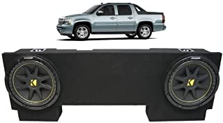Compatible with Chevy Avalanche 02-13 Dual 12