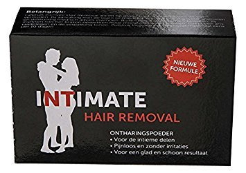 Intimate Hair Removal Enthaarungspulver 70g