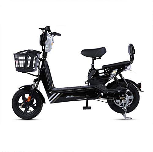 Scooter de Movilidad eléctrica Bicicleta eléctrica batería para Adultos Coche Hombres y...